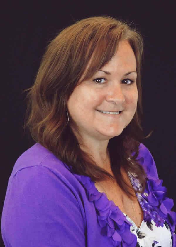 Amy Draper, Secretary