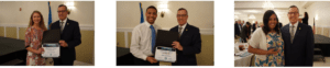 Del-One FCU scholarships and employee of the year image