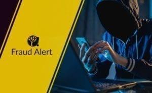 Fraud Alert image