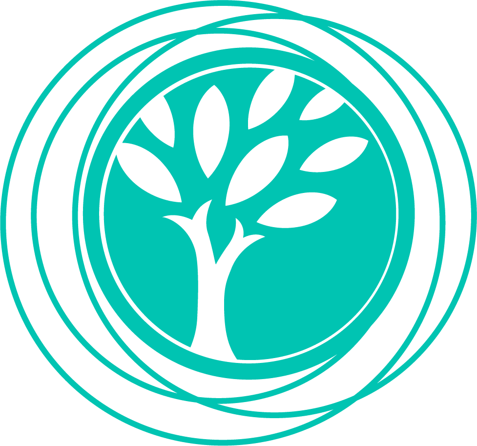 Del-One Federal Credit Union Tree Logo