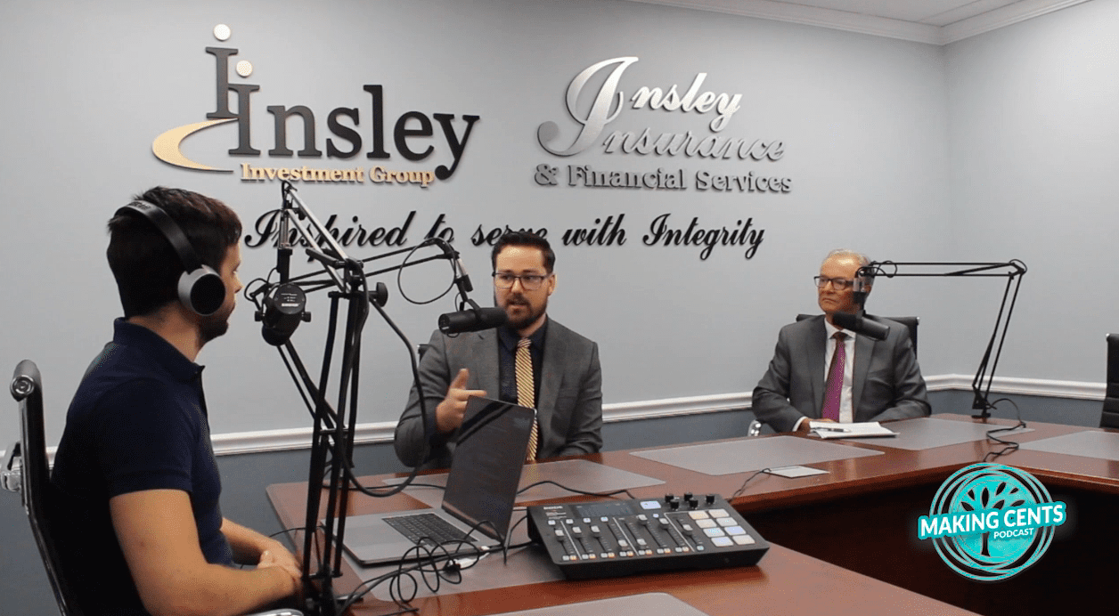 Insley Insurance on Del-One FCU's Making Cents Podcast