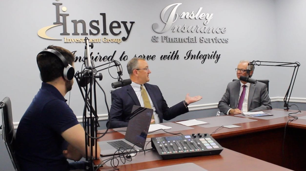 Insley Insurance discusses the major benefits of Long Term Care Insurance
